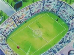 Caspia Conference Grass Stadium