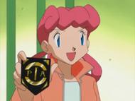 Joy badge