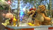 Olimar and Pikmin Smash pic 8