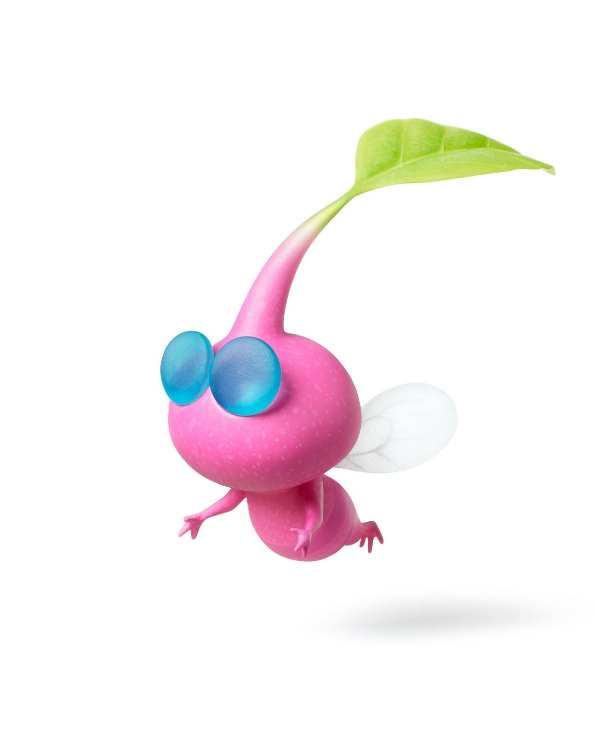 Pikmin 3 coloring pages - Winged Pikmin