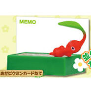Pikmin buisness card holder