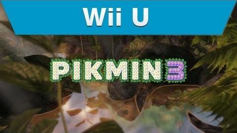 Wii U - Pikmin 3 E3 Trailer-2