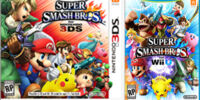 Super Smash Bros. for Wii U/3DS