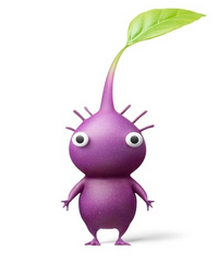 Purple Pikmin HD