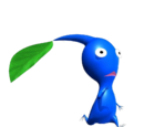 Blaue Pikmin