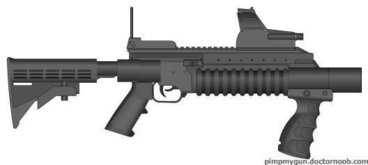 Colt M203 Standalone GL