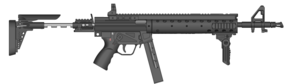 MP5 Ares