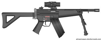 MP5 CLMG