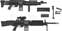 NS Arms MG-16 Komorowski