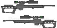 Delta Arms/NS Arms DSR Mk. 1