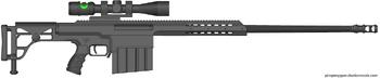 K-31S .50 Caliber