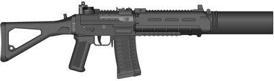 G2A Stealth Rifle