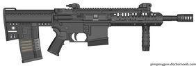 Lazah Firearms BP C20 Baby Bull