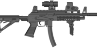 Modular Assault Rifle