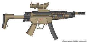 MP5 SOCOM