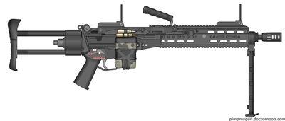 M13A1 Big Gun (Custom Gun)