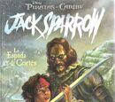 Piratas del Caribe: Jack sparrow: La Espada de Cortes