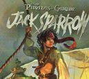Piratas del Caribe: Jack Sparrow: Plata
