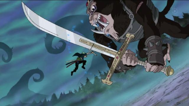 Imagen seicer vs wiki piratas del - One piece sabre ...
