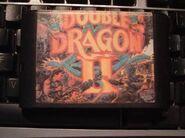 Double Dragon II MD