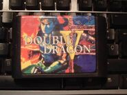 Double Dragon V MD