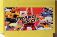 K1505! France Soccer 98
