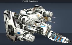 STAM S-Mega Armor