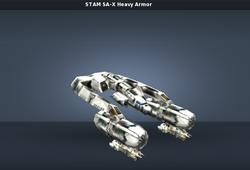 STAM SA-X Heavy Armor