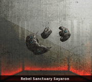 Rebel Sanctuary Sayaron