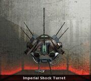 Imperial Shock Turret