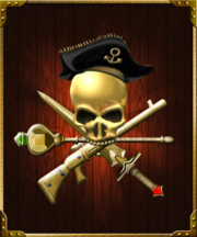 Weapon Pirate PM