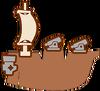 Scheme Pirate Frigate
