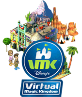 Virtual Magic Kingdom logo