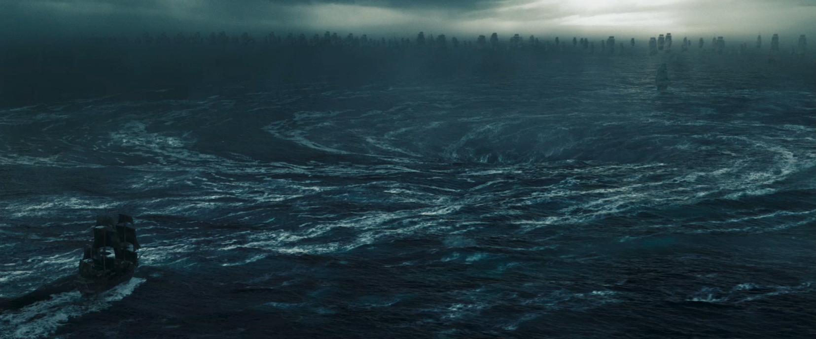 Ocean Maelstrom Maelstrom | PotC Wiki ...