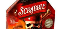 Pirates of the Caribbean Scrabble
