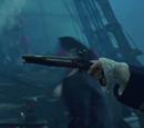 James Norrington's pistol