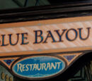 Blue Bayou (restaurant)
