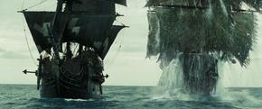 Sea Fight Isla Cruces 2
