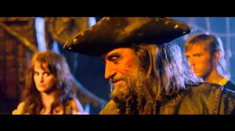 On Stranger Tides long featurette