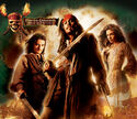 Pirates of the Caribbean Dead Man's Chest Wallpaper
