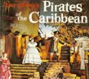 Walt Disney's Pirates of the Caribbean: The Story of the Robust Adventure in Disneyland and Walt Disney World