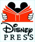 Disney Press logo small