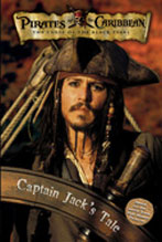 The Curse of the Black Pearl- Captain Jack's Tale