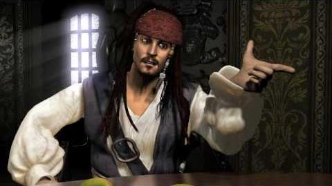 Pirates Of Caribbean The Legend of Jack Sparrow