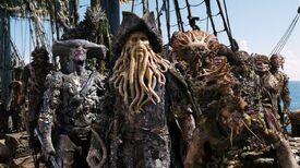 Davy Jones Crew DMC
