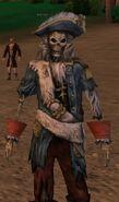 Quarter Master Undead
