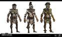 AOTD Tribals War Paint variations 2