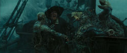 Barbossa Fighting AWE