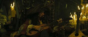 Teague guitar