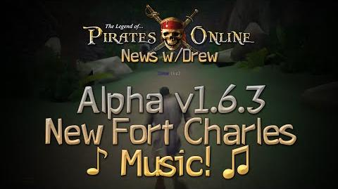TLOPO News w Drew Alpha Update 1.6.3 - New Fort Charles Music!-0